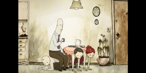 《螺丝人生》获得全世界102个奖项的动画短片