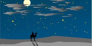 圣经中的月亮(一)诗篇第八篇的美丽启示