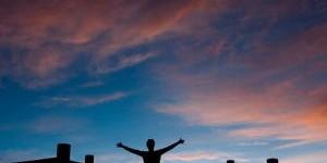 放胆享受神的恩典