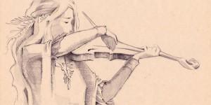 【活着!】不再失去灵魂的小提琴手